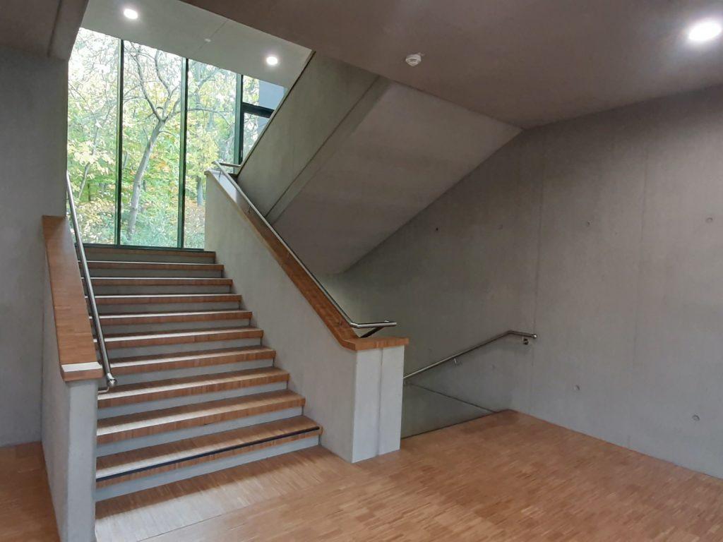 Canisius Campus Dortmund Betonkosmetik nachher 1