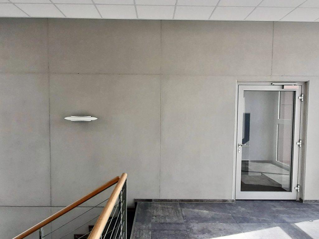 Zementwerk Beckum Sichtbeton Kosmetik Nachher 3