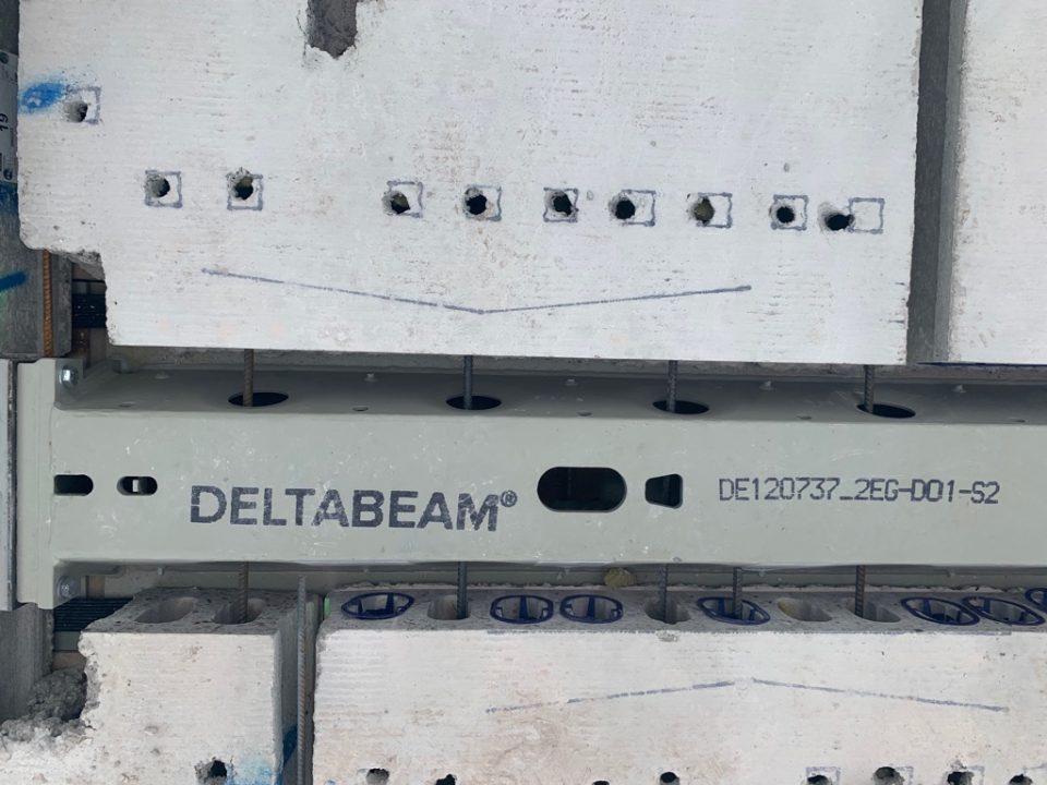 Deltabeam_montieren