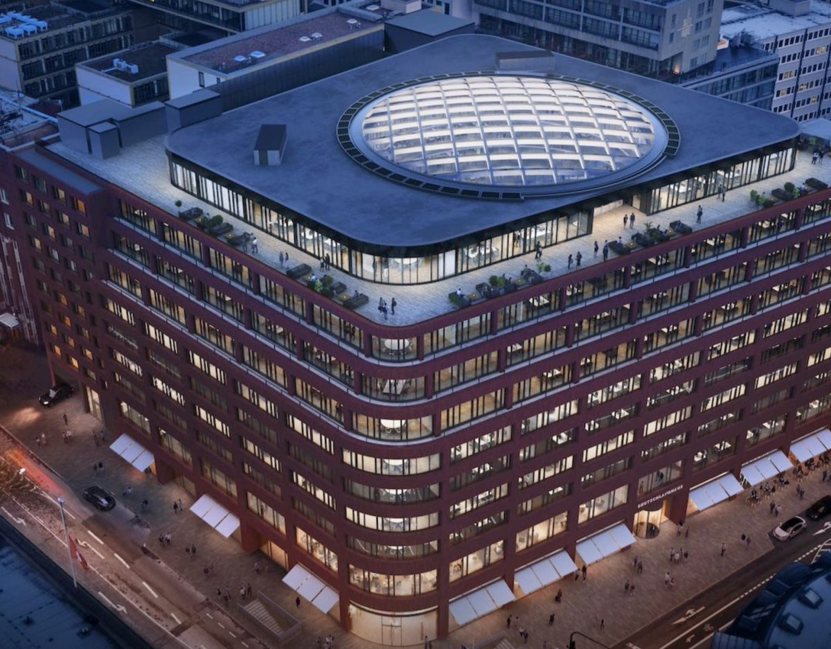 Deutschlandhaus Hamburg